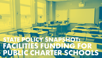 Facilities Funding for Charter Schools