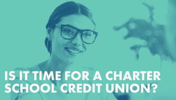 Is It Time for a Charter School Credit Union? report graphic
